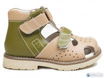 Туфли детские ортопедические с супинатором (анти-вальгусные)