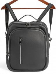Мужской кожаный рюкзак Acquanegra (Акванегра) арт. 870