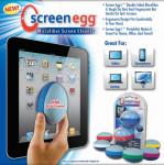 Набор для чистки сенсорных и простых экранов Screen Egg