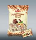 Зефир «Арахисовая паста в шоколаде»