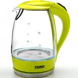 11175 Эл. чайник стекло 1,7л 2200Вт ZM (х6)