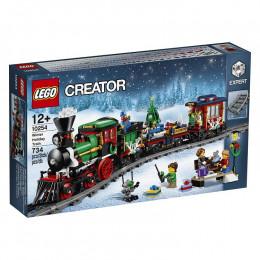 L*E*G*O Creator Expert, Świąteczny pociąg, 10254