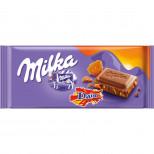 Шоколад Milka & Daim 100g