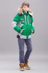 Куртка для мальчика, био-пух