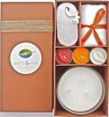 Earth & Sea Spa Essentials Aroma Candle Gift Set