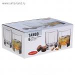 Набор стаканов низких 315 мл Tango, 6 шт