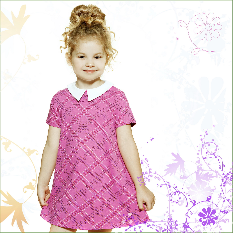 Платья для девочек в детский сад на каждый день