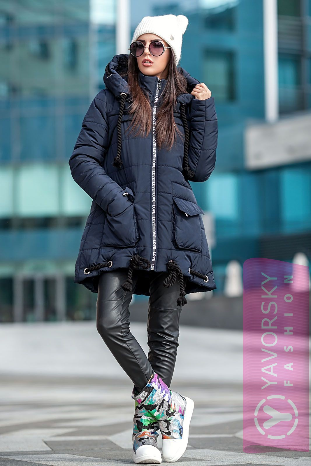 Классные модные куртки 54