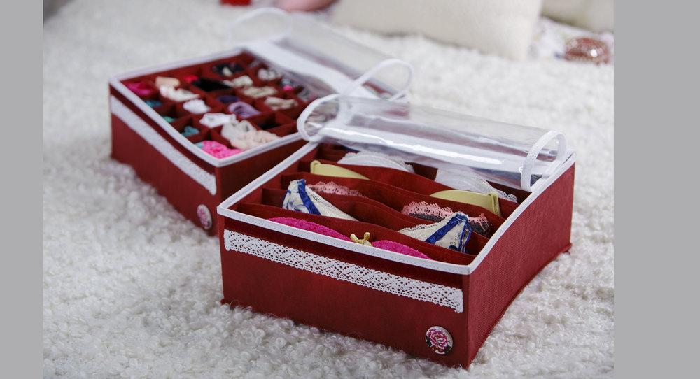 Коробка для белья мастер класс