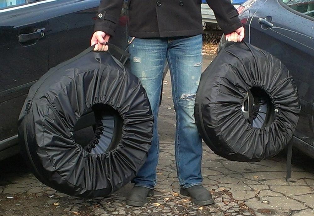Как сшить чехлы для колес автомобиля своими руками
