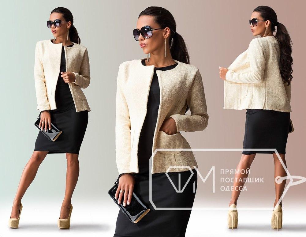 Элегантный женский пиджак