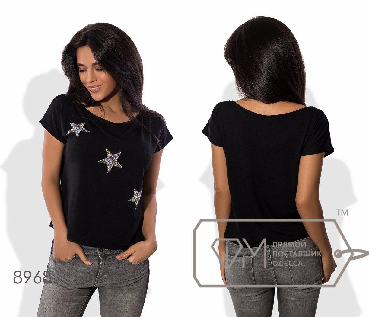 Женские футболки модели