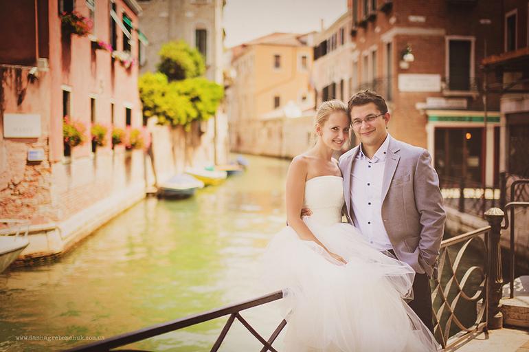 Венеция | Анечка и Олег