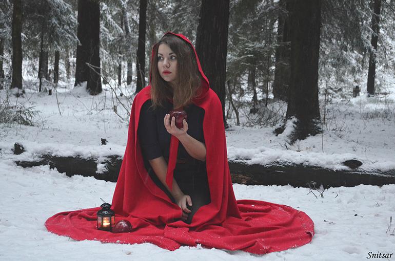 Чечолина красная шапочка 12 фотография