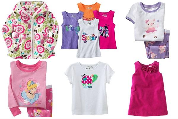 Одежда  из  США  для  девочек  от  3  мес.  до  6  лет***В  НАЛИЧИИ***МСК  и  регионы