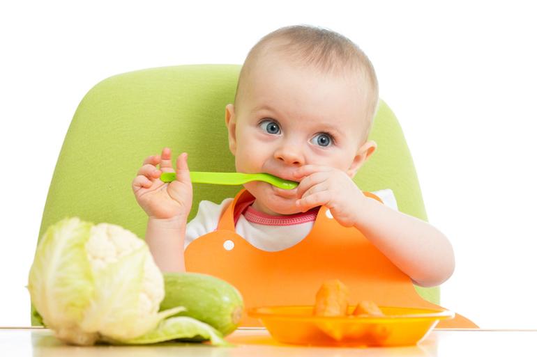 Овощной прикорм: с чего начать, когда вводить и как приготовить