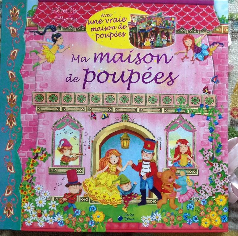 Книжка-игрушка - из Франции