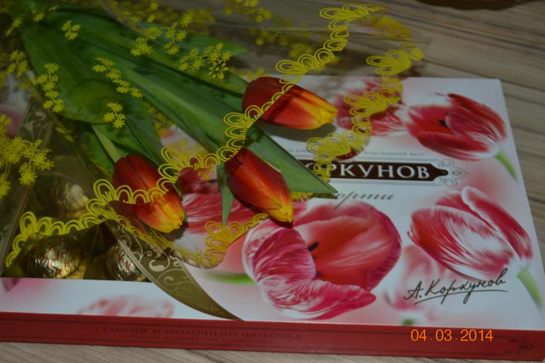 Наши подарки воспитателям на 8 марта