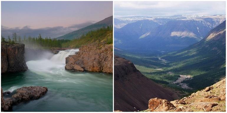 Самые красивые места России!