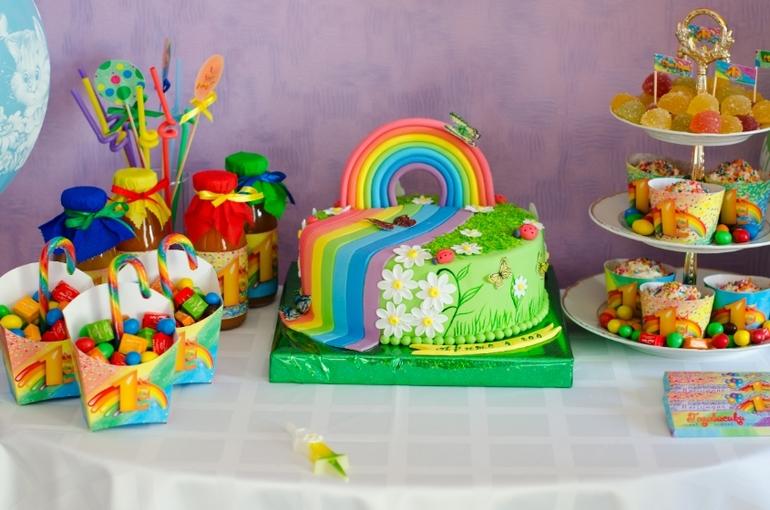 Торты на день рождения ребенка 1 год фото своими руками