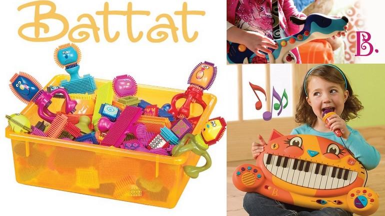 Новые  уникальные  игрушки  (США)«B  Dot»  и  «Battat».  Игрушки  Battat.  Игрушки  B  Dot.  Baby  Art  (Баттат  и