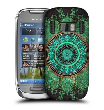 Кейсы,панели для телефонов (iphone 5, Nokia C7 )