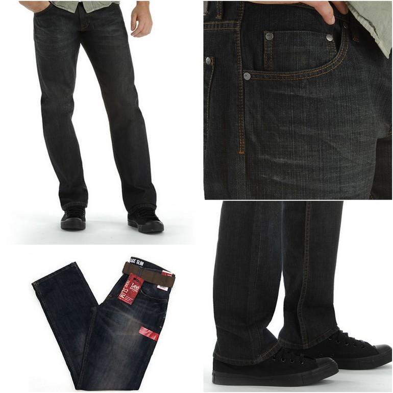 джинсы Lee из США новые Мск