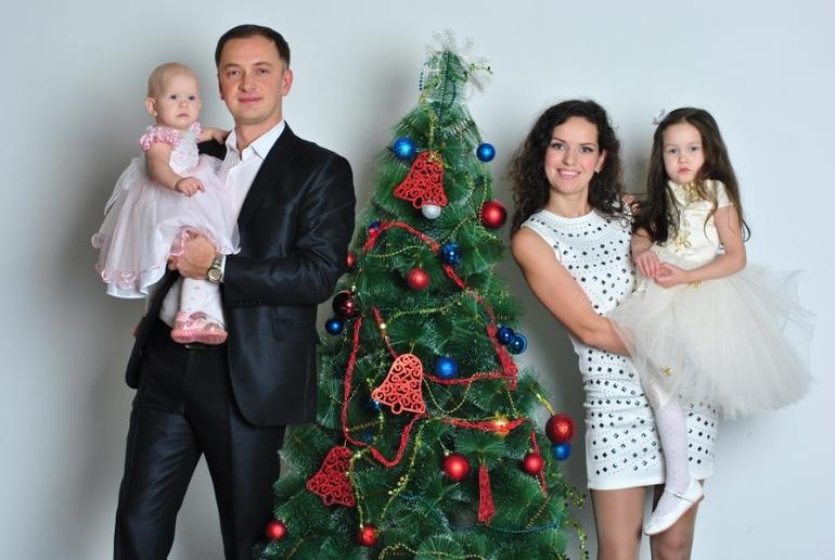 Новогодняя фотосессия 2014г.