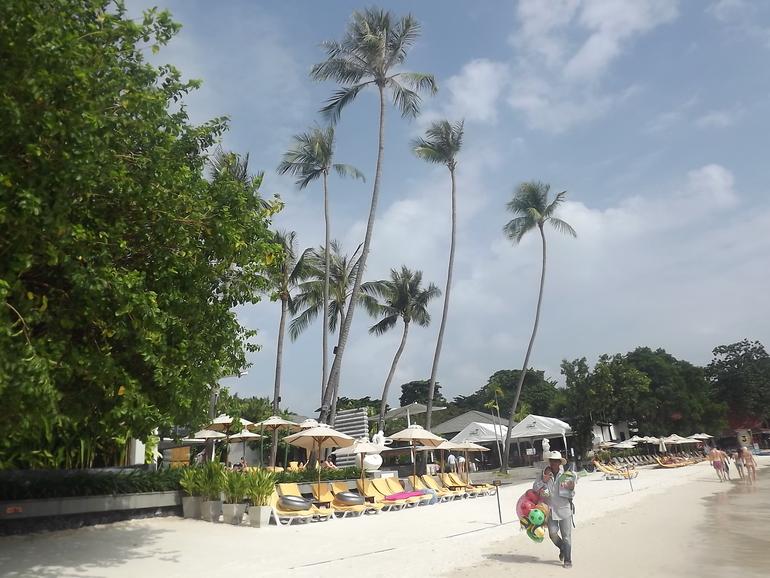 Пляжи Самуи фото