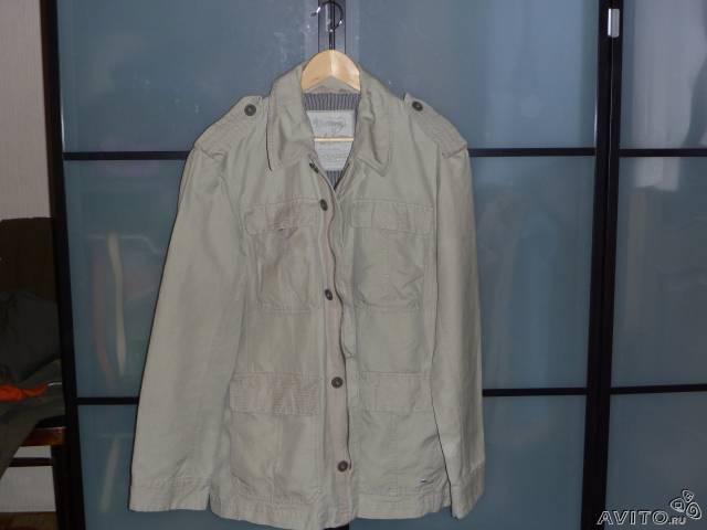 Весенняя  куртка  Mantaray