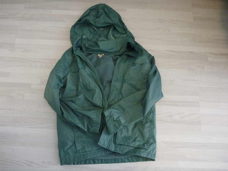 Демисезонная  куртка  Lans  End