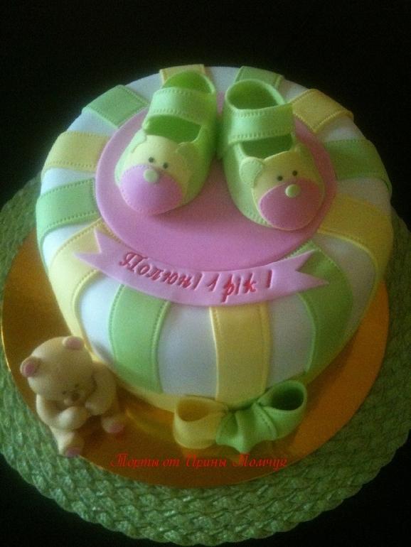 Детский тортик, 3 кг