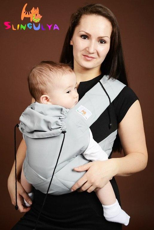 Май слинг для новорожденных отзывы