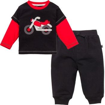 Little me 2 Спортивных костюма «Мотоцикл» (4 вещи в наборе)!