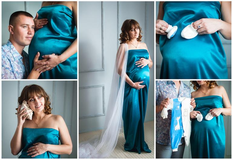 Идей для фотосессий беременной 37