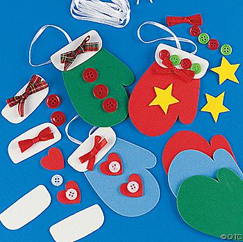 Новогодние игрушки своими руками для дошкольников