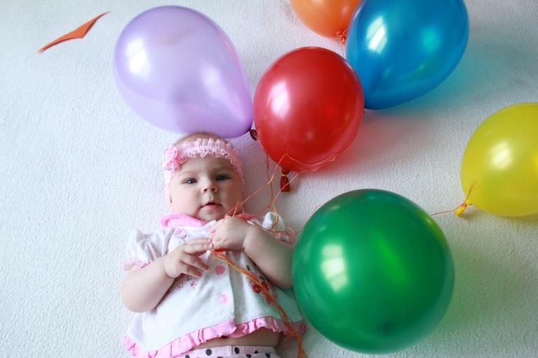 Круги на теле ребенка фото