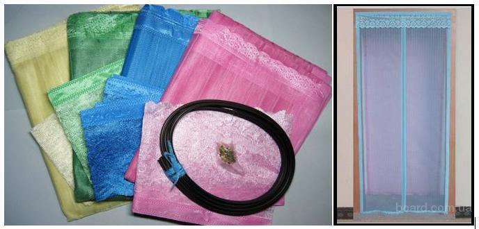 Антимоскитная  сетка  от  комаров.  260  рублей