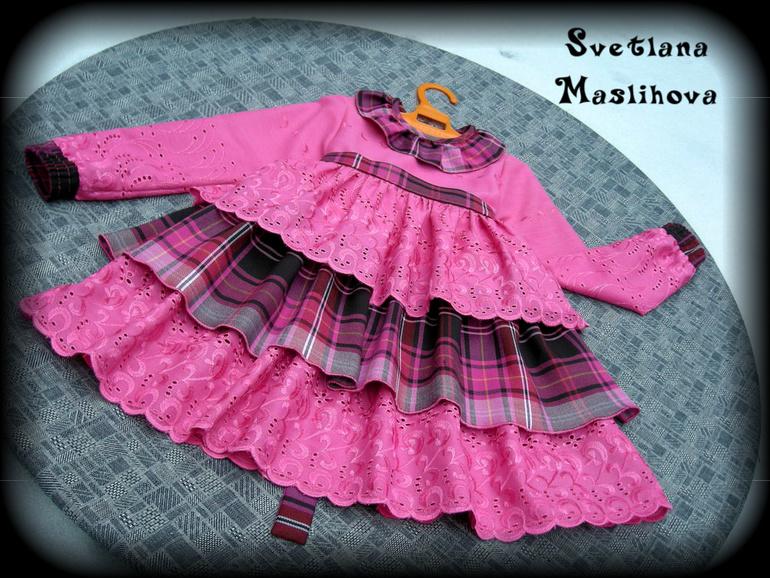 Платье для Дашиной подружки.