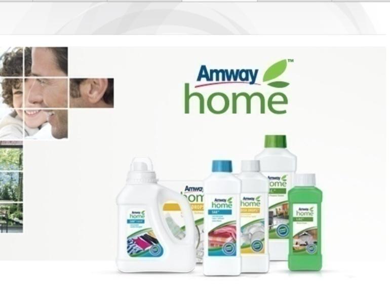 Amway!а какими чистящими средствами пользуетесь вы?