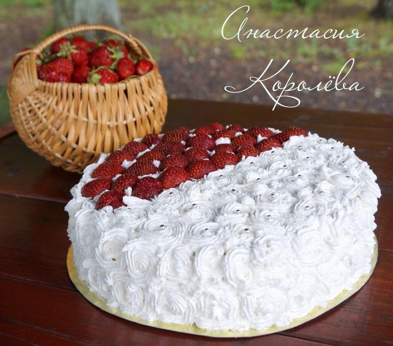 Взбитые сливки на торт своими руками