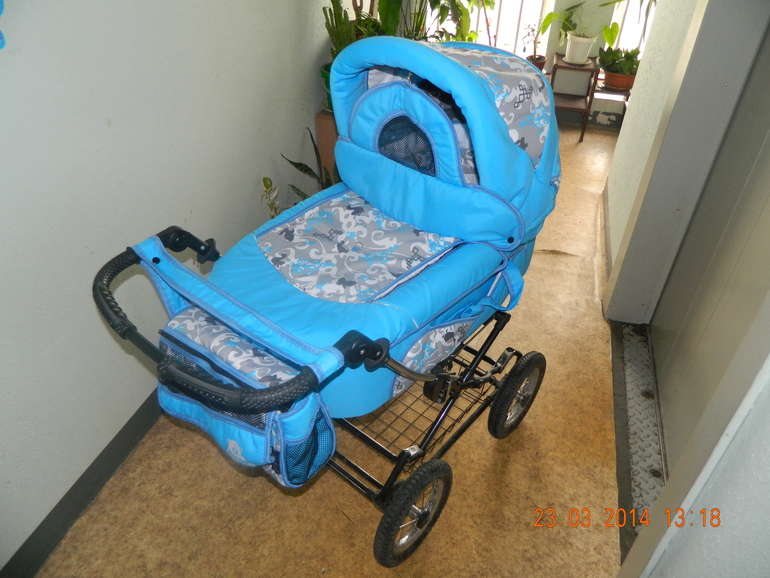 продаю коляску  ANMAR PHAETON PC