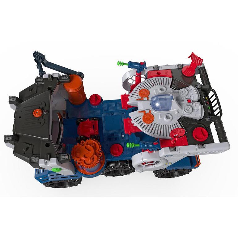 Supernova battle rover