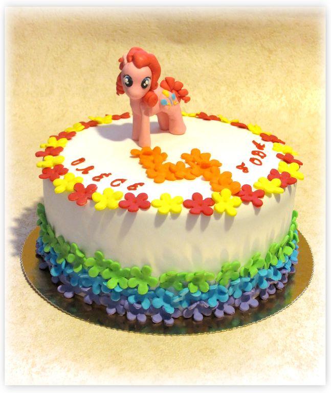 Торт с пинки пай фото
