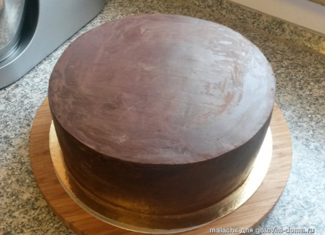 Крем для торта ганаш рецепт с пошагово