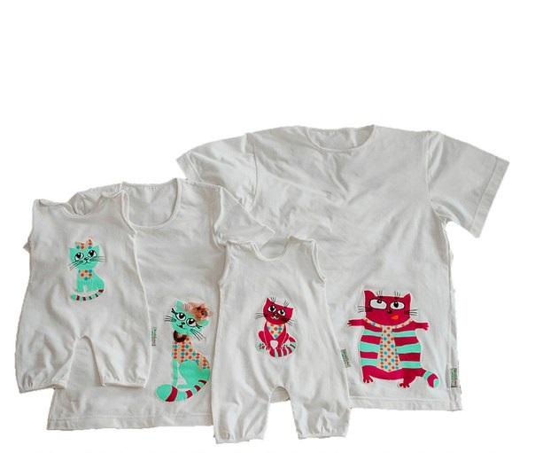 "Стиль Family Look - заказ футболок ""Котики"" по Вашим ... - photo#23"