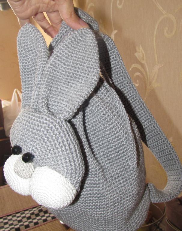 01bfa49991d1 Вязанные крючком рюкзаки схемы