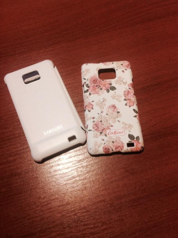 Чехлы на Samsung Galaxy 2