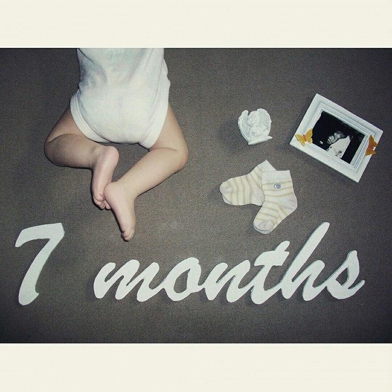 Картинки с 7 месяцами ребенка поздравления картинки 39