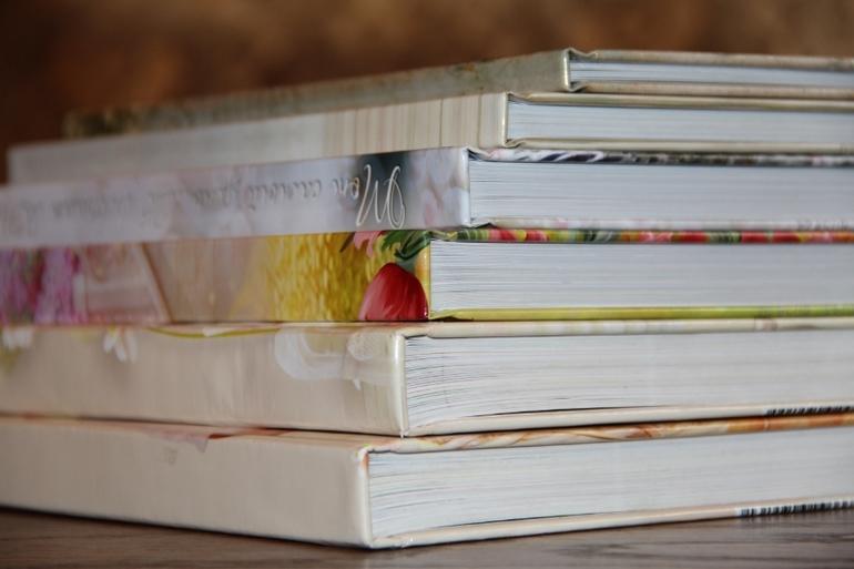Каждая книга- как ребенок. В начале-идея, затем работа, потом рождение...